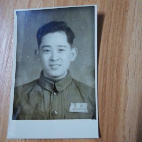 60年代军人老照片