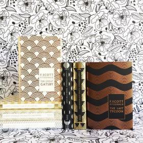 预售弗朗西斯·斯科特·菲茨杰拉德企鹅精装套装6册 Francis Scott Fitzgerald hardback