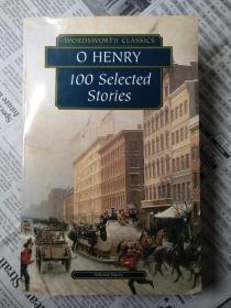 O Henry 100 Selected Stories 欧亨利短篇小说100篇 英文原版正版
