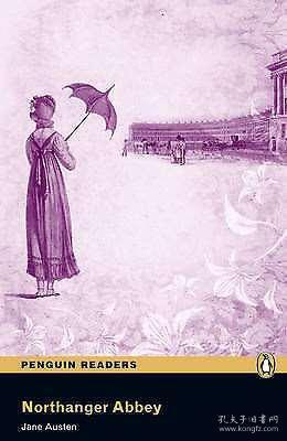 全新正版Penguin Readers:Northanger Abbey level 6 (含光盘) 9781408232149