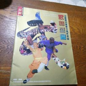 中国郑州国际少林武术节 武林盛会