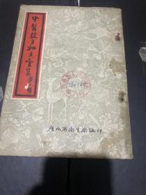 中医验方秘方汇集(有几页笔勾画)