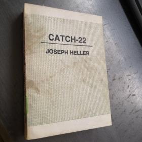 Catch-22 第二十二条军规 Joseph Heller  英文 影印版 馆藏