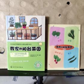 我家的阳台菜园:第一本国人南北种菜书(内含四种种子)