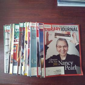 LIBRARY JOURNAL(2011年,第136卷,第1~18期)