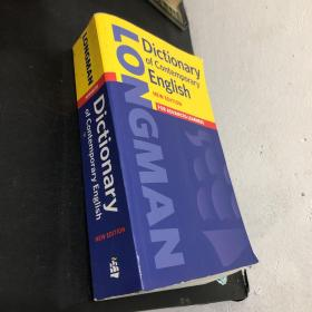 Dictionary  of Contemporary无光盘