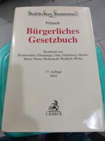 德文原版:BGB