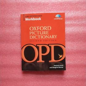 Oxford Picture Dictionary Low Intermediate Workbook牛津入门-低中级图片词典作业本套装(第2版) 英文原版