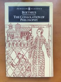 The consolation of philosophy Boethius 哲学的慰藉