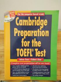 Cambridge Preparation For The Toefl Test  剑桥准备托福考试 【外文原版,有光盘】