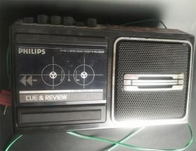 philips飞利浦录音机收录机