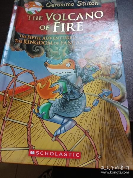 Geronimo Stilton and the Kingdom of Fantasy #3: The Amazing Voyage老鼠记者在幻想王国#3:神奇航行
