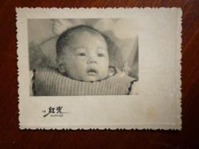五六十年代 宁波红光照相馆照相