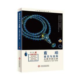 蓝珀鉴定与选购从新手到行家 商文斌 9787514213256 文化发展出版社 正版图书