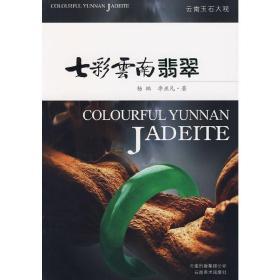 七彩云南翡翠 杨鹏,李亚凡 著 9787806958919 云南美术出版社 正版图书