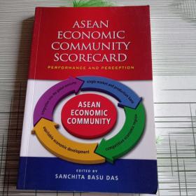 ASEAN  ECONOMIC  COMMUNITY  SCORECARD  PERFORMANCE AND PERCEPTION 原版
