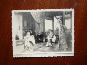 五六十年代戏剧照片