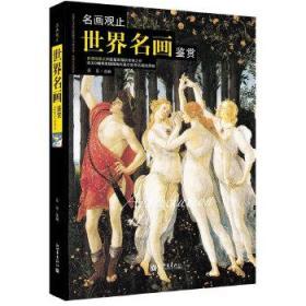 名画观止世界名画鉴赏 苏易 9787510447013 新世界出版社 正版图书