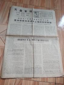 文革小报:大会专刊 (联合版第五期)