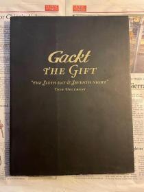 日版 明星画集 Gackt