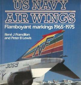 U.S. Navy Air Wings: Flamboyant Markings 1965-1975 (Osprey Colour Series)