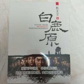 陈忠实自选集·长篇小说卷:白鹿原