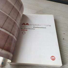 AAarchitecture PROJECTS COLLECTION & PORTFOLIO 2009