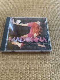 CD麦当娜Madonna Confessions On A Dance Floor