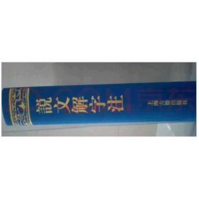 说文解字注(精) (汉)许慎|校注:(清)段玉裁上海古籍出版社 正版