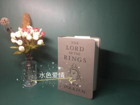 魔戒 美版 仿鹿皮质版 软精装 英文原版The Lord of the Rings
