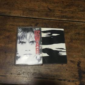 U2 WAR【1盘磁带】
