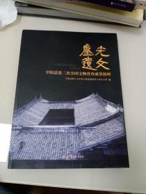 尘光遗文 : 平阳县第三次全国文物普查成果精粹