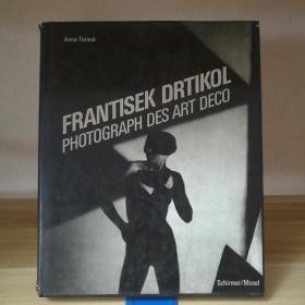 Frantisek Drtikol Photograph des Art Deco【 精装正版 品好实拍 】