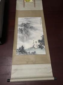四川著名画家吴万庆国画