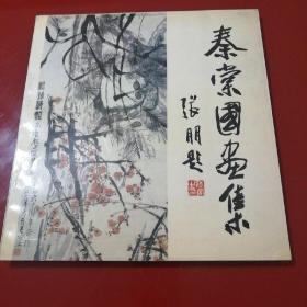 秦棠国画集