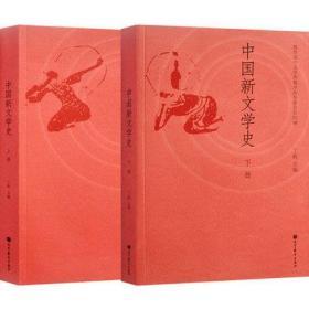 正版较新 中国新文学史 丁帆 (上 下册)4tysd