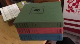 福尔摩斯探案集--英文原版《THE NEW ANNOTATED SHERLOCK HOLMES》(全三卷)(16开精装厚册)