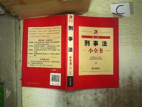 新编刑事法小全书19