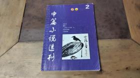 中篇小说选刊2008.2