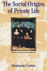 Social Origins of Private Life: A History of Ame