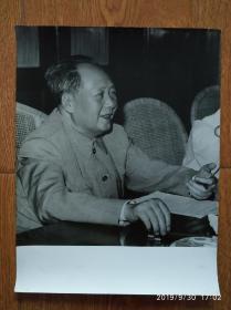 老照片  伟大领袖毛泽东(5幅)Z2