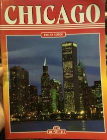 CHICAGO ENGLISH EDITION 墨西哥城 英文版【画册】