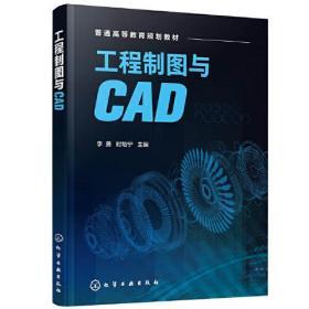 工程制图与CAD  第一页有样书印章 介意慎拍