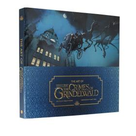 神奇动物在哪里2 格林德沃之罪 电影艺术画册 设定集 英文原版The Art of The Crimes of Grindelwald JK罗琳哈利波特衍生电影原设