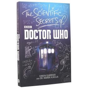 神秘博士里的科学秘密 英文原版 The Scientific Secrets of Doctor Who BBC科幻剧集 时间旅行 人工智能 平行宇宙 进口图书 精装