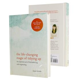 The Life-Changing Magic of Tidying Up:The Japanese Art of Decluttering and Organizing