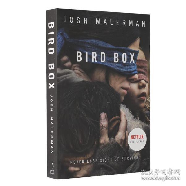 蒙上你的眼 鸟舍 英文原版 Bird Box 进口小说 Netflix热播同名科幻惊悚电影原著小说 桑德拉布洛克主演 进口 平装 Paperback