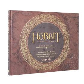 霍比特人1 官方电影原画设定集 英文原版 The Hobbit: An Unexpected Journey 指环王系列 Weta维塔工作室 画稿原设 进口书 精装