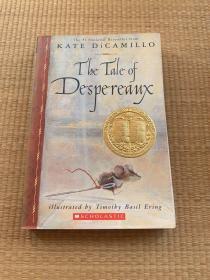 The Tale of Despereaux毛边书/纽伯瑞儿童文学金奖