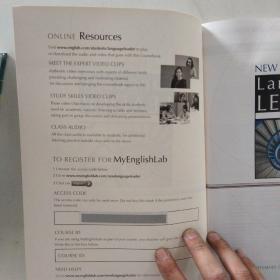 【外文原版】 NEW LANGUAGE LEADER INTERMEDIATE COURSEBOOK WITH MYENGLISHLAB